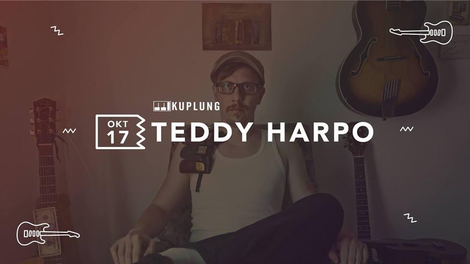Teddy Harpo One Man Band Kuplung Koncert